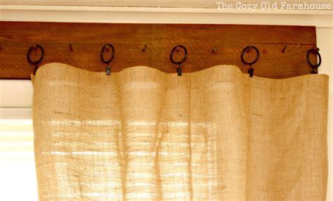 the cozy quot farmhouse quot we finally curtains