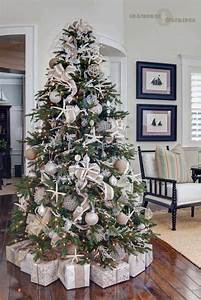 25, Absolutely, Stunning, White, Christmas, Tree, Decorating, Ideas