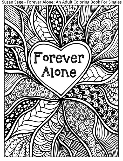 adult coloring book  singles adult