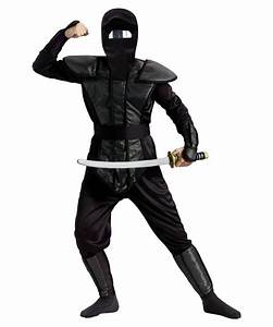Adult Haunted Mirror Ninja Costume - Men Costume