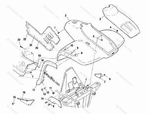 Wiring Diagram  33 Polaris Sportsman 400 Parts Diagram