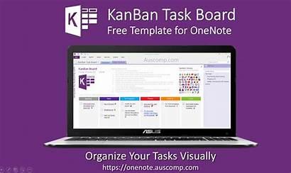 Onenote Kanban Template Templates Board Auscomp Task