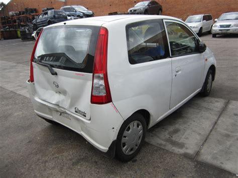 Daihatsu Charade Parts by 187 Daihatsu Charade L251 1 0i A White Charade Parts