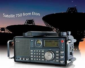 Eton Satellit 750 Fm Stereo  Lw  Mw  Sw  Air Receiver