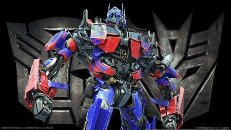 optimus transformers game hd wallpapers 1280