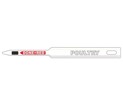 Food Safety Temperature Probe to kill bacteria - LCR Hallcrest