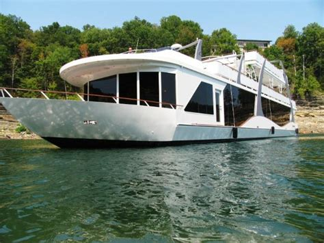 Used Boat Parts Kentucky by 2008 Thoroughbred 22 X 115 Houseboat Lake Cumberland