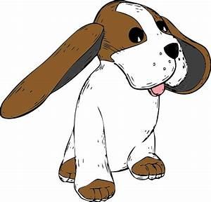 Big Earred Dog Clip Art at Clker.com - vector clip art ...