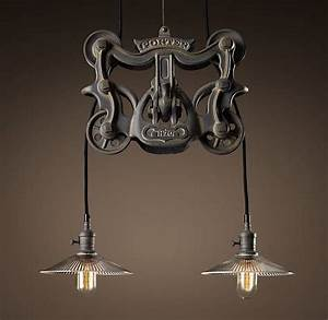 Bar lighting restoration hardware for the home