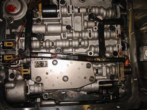 p pressure control pc solenoid  control circuit