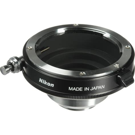 nikon f to c lens mounting adapter c mount adapter 2360 b h