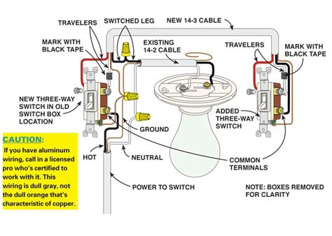 How Wire Way Switch With Video Electrical Light