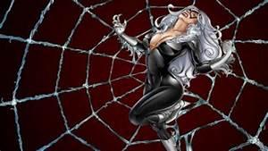 The Amazing Spider Man Black Cat Kiss