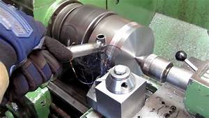 Machining A Tube Bending Die On My Colchester And Excello