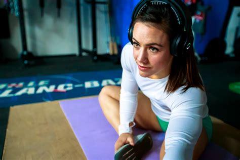 Camille Leblanc-bazinet Uses Neurological Training To Turn