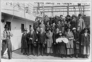 Russian Immigrants Ellis Island