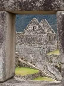 Inca Ruins Machu Picchu