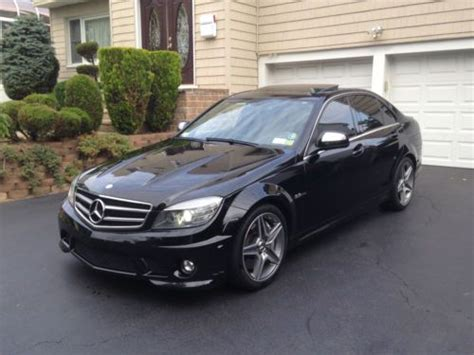Purchase Used Mercedes C63 Amg Excellent Condition
