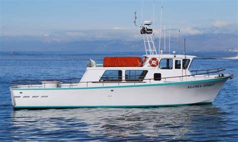 deep sea fishing southern california