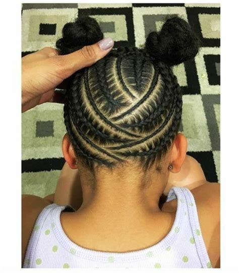 coiffure petite fille  idees pour votre petite princesse