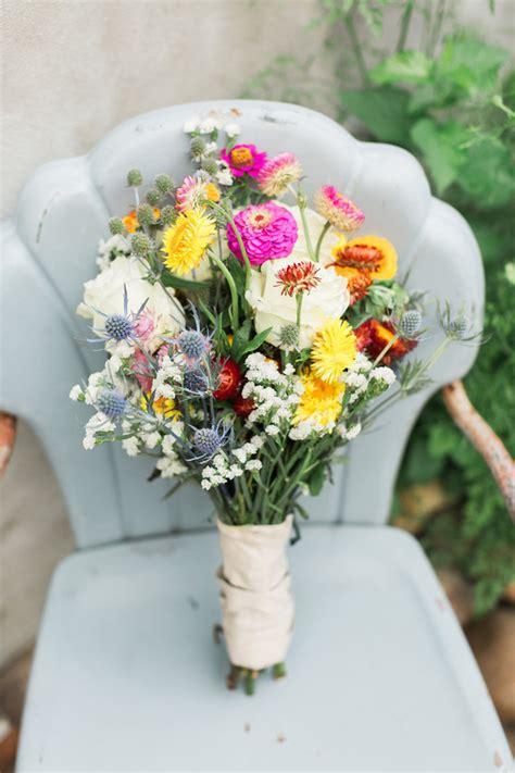 diy summer bridal bouquet wedding party ideas 100