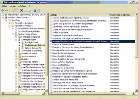 service bureau à distance capi ears rdp remote desktop protocol