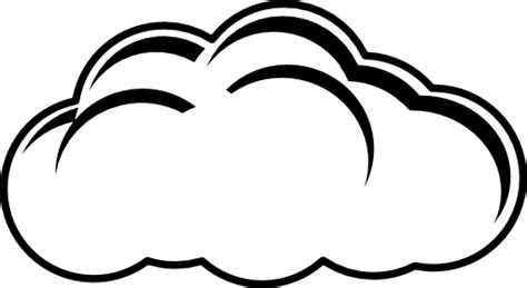 cloud clipart black and white white clouds png clipart panda free clipart images