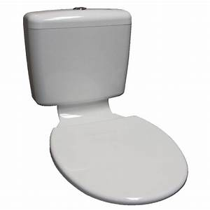 Dux Plastic Cistern And Seat Replacement Pack