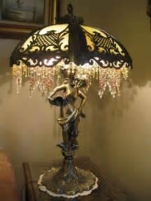 beautiful feminine vintage antique convex custard slag