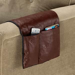 Leather Armchair Caddy Armchair Caddy Organizer Miles