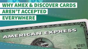 Payback American Express Abrechnung : why american express and discover credit cards aren 39 t ~ A.2002-acura-tl-radio.info Haus und Dekorationen