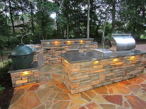 outdoor island kitchen 7 tips for designing the best outdoor kitchen porch advice