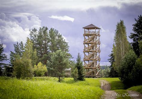 Vasargelišķu skatu tornis - VISITDAUGAVPILS