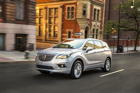 buick envision preview