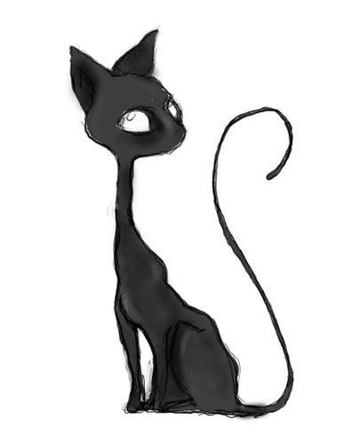 Vincent by Tim Burton | Black cat art, Tim burton art, Tim burton style