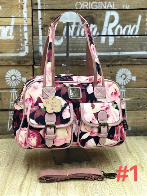 cotton road fabric handbag cr  cotton road