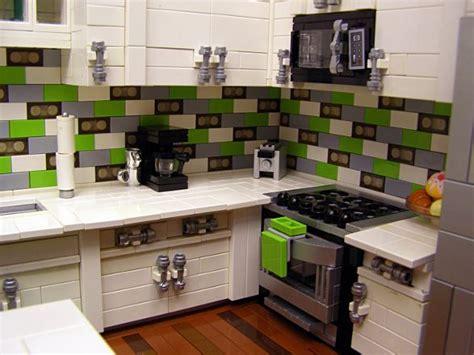 interior design kitchen images moc lego modern deco house the brick show lego 4775