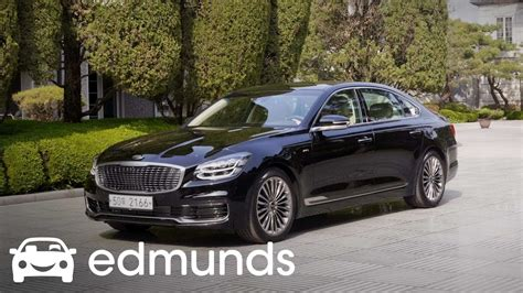 K900 Kia 2019 by 2019 Kia K900 Review Edmunds