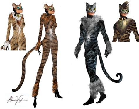 cats the musical costumes pics for gt cats musical costume design