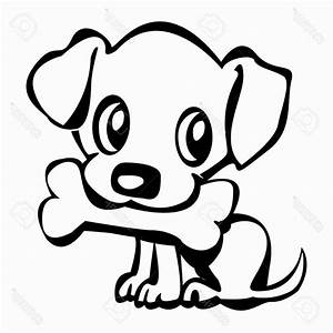 Cute Puppy Drawing at GetDrawings.com | Free for personal ...