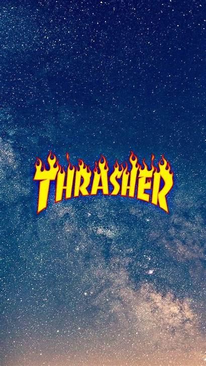 Thrasher Wallpapers Dope Iphone Hypebeast Fondos Pantalla