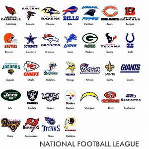 Free coloring pages of all nfl teams