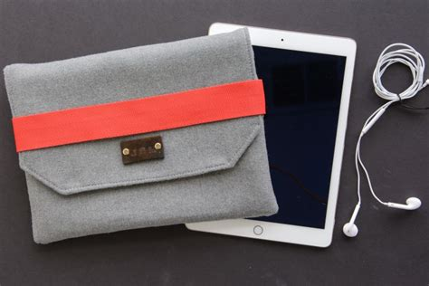 diy ipad  tablet case tutorials