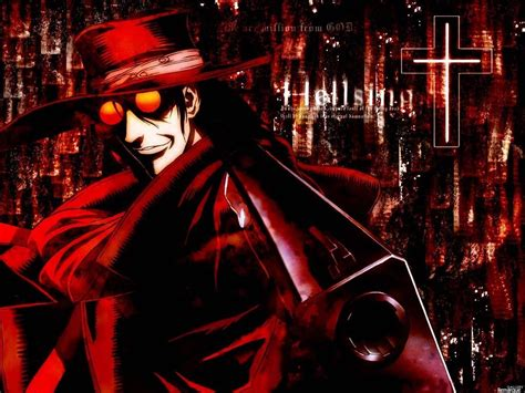 animecheck hellsing hellsing bilder hellsing hd hintergrund and background
