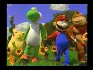 Super Smash Bros N64 Commercial YouTube