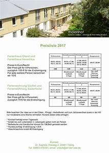 Tagessatz Berechnen : haus oland tholenhof an der nordsee bei st peter ording ~ Themetempest.com Abrechnung