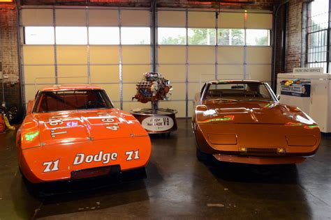bobby isaacs legendary  dodge daytona returns