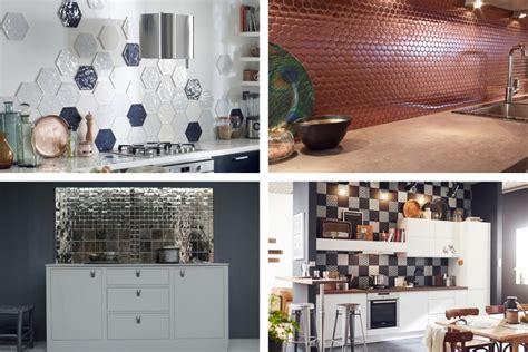 côté cuisine en cuisine la crédence fait maison créative