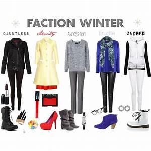 faction winter - Divergent series   Geek inspired fashion ...