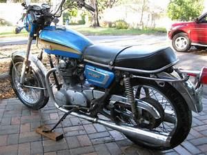 1973 Yamaha Xs650 Project No Reserve